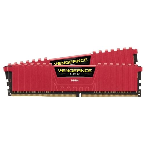 Оперативная память 8 ГБ 2 шт. Corsair CMK16GX4M2A2400C16R