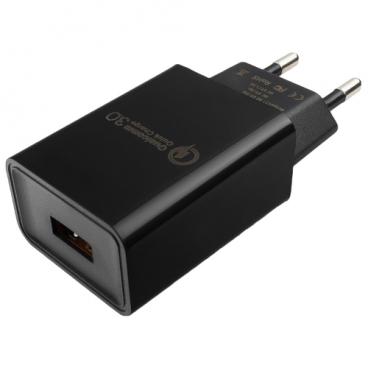 Сетевая зарядка Cablexpert MP3A-PC-17