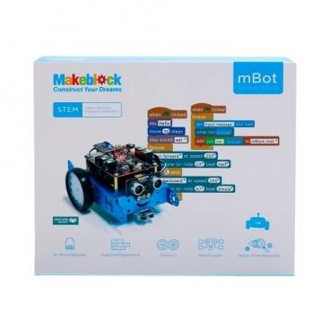 Электронный конструктор Makeblock Mechanical Kit 90058 Синий робот 2.4G