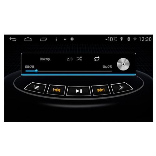 Автомагнитола FarCar s160 Jeep, Dodge, Chrysler на Android (m202)