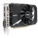 Видеокарта MSI GeForce GTX 1050 Ti 1341MHz PCI-E 3.0 4096MB 7008MHz 128 bit DVI HDMI HDCP AERO ITX OC V1