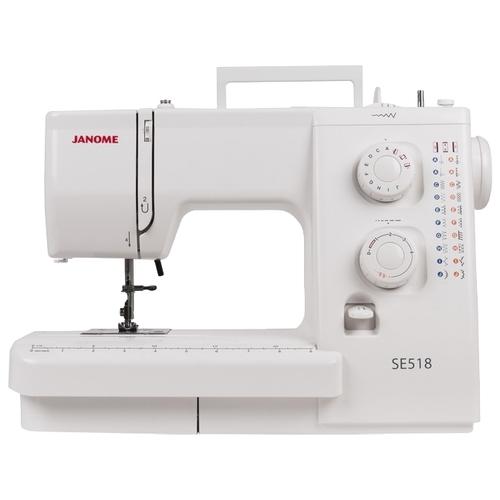 Швейная машина Janome SE 518/ Sewist 521