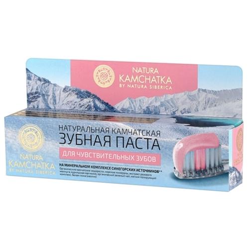 Зубная паста Natura Siberica Для чувствительных зубов