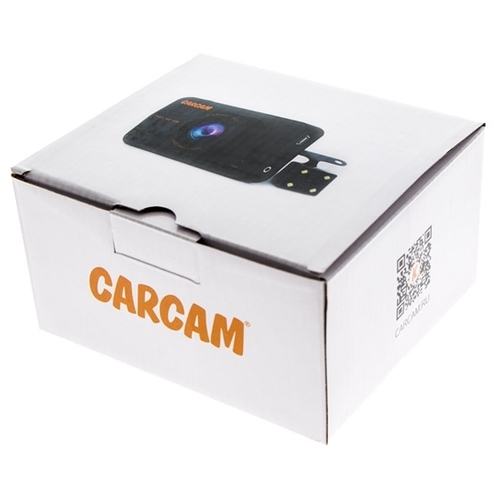 Видеорегистратор CARCAM D1, 2 камеры
