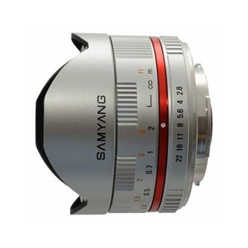 "Объектив Samyang 8mm f/2.8 UMC Fish-eye II Samsung NX"""