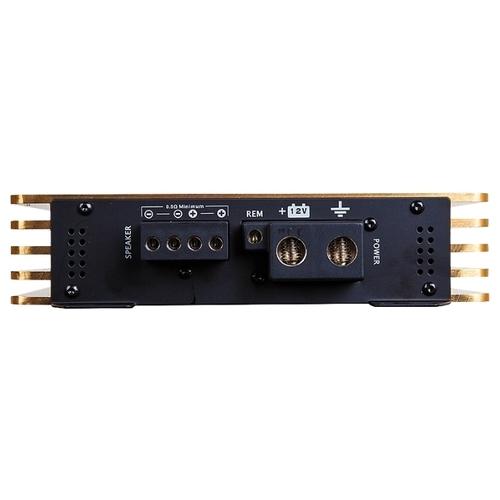 Автомобильный усилитель Kicx QS 1.3000M Gold Edition