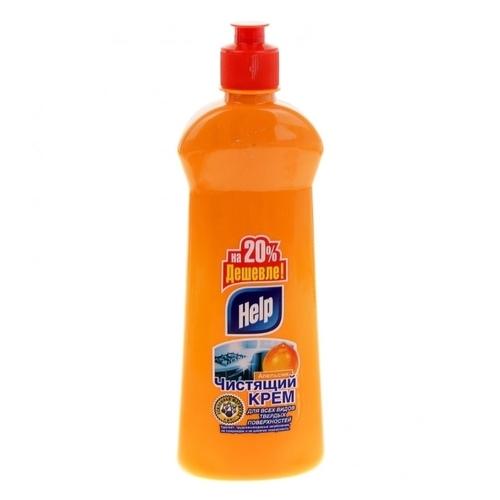 Чистящий крем Апельсин Help