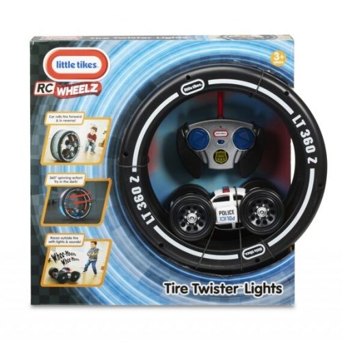 Машинка Little Tikes 643309E4C Машина-крутая шина