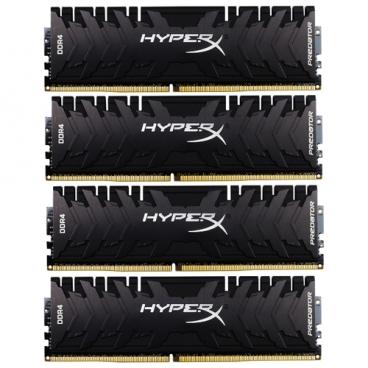 Оперативная память 8 ГБ 4 шт. HyperX HX426C13PB3K4/32