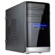 Компьютерный корпус IN WIN EMR038U3 w/o PSU Black/silver