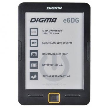 Электронная книга Digma e6DG