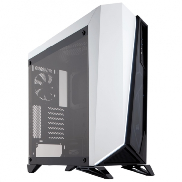 Компьютерный корпус Corsair Carbide Series SPEC-OMEGA Tempered Glass Black/white