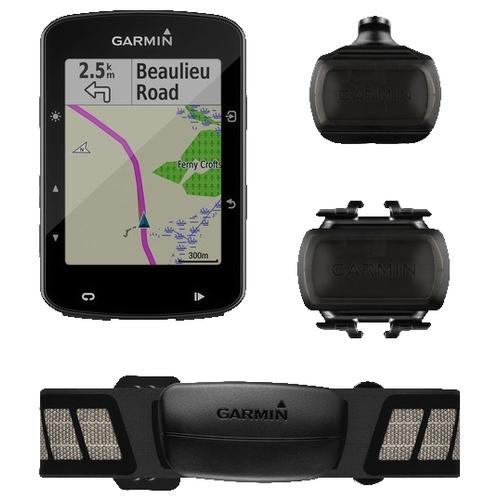 Навигатор Garmin Edge 520 Plus комплект HRM