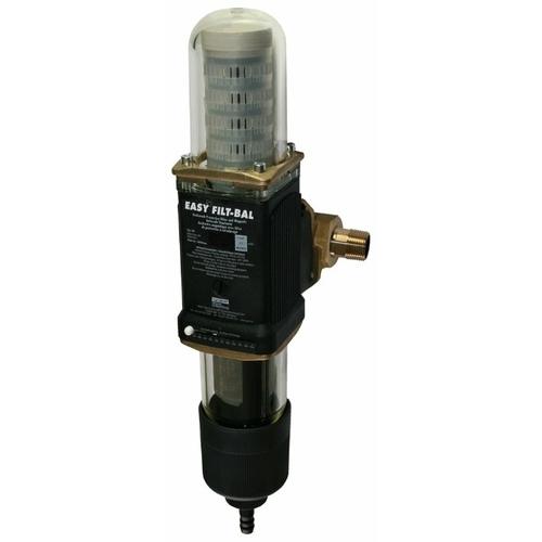 Фильтр механической очистки JUDO Easy Filt-BAL муфтовый (НР/НР), ПВХ