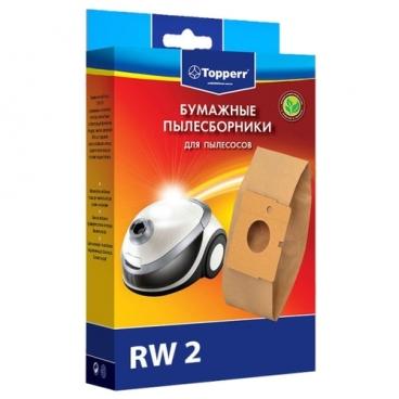 Topperr Бумажные пылесборники RW2