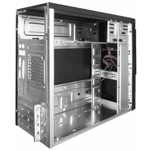 Компьютерный корпус ExeGate BA-112 400W Black