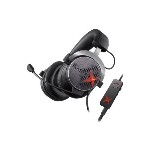 Компьютерная гарнитура Creative Sound BlasterX H7