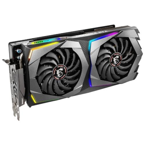 Видеокарта MSI GeForce RTX 2070 1410MHz PCI-E 3.0 8192MB 14000MHz 256 bit HDMI HDCP GAMING Z