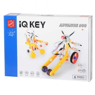 Электромеханический конструктор IQ KEY Advance 900