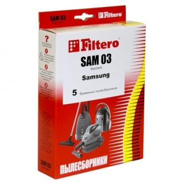 Filtero Мешки-пылесборники SAM 03 Standard