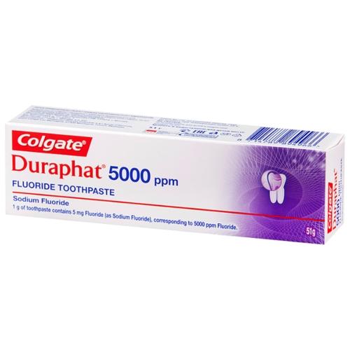 Зубная паста Colgate Duraphat 5000 ppm фторида, мята