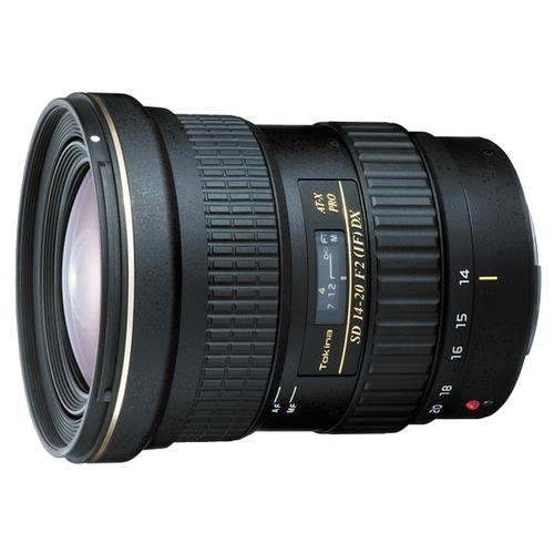 Объектив Tokina AT-X 14-20mm f/2 PRO DX Canon EF