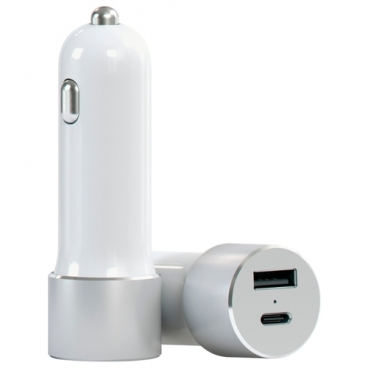 Автомобильная зарядка Satechi USB-C Car Charger Adapter