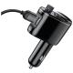 Автомобильная зарядка Baseus Locomotive Bluetooth MP3 Vehicle Charger