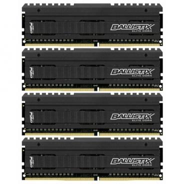 Оперативная память 8 ГБ 4 шт. Ballistix BLE4C8G4D26AFEA