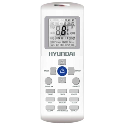 Настенная сплит-система Hyundai H-AR16-09H