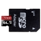 Карта памяти VIOFO Professional High Endurance microSDXC UHS-3 + SD adapter
