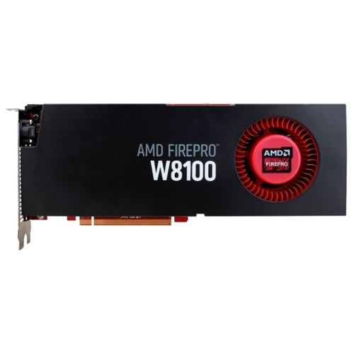 Видеокарта Sapphire FirePro W8100 824Mhz PCI-E 3.0 8192Mb 512 bit