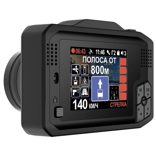 Видеорегистратор с радар-детектором Intego VX-1000S