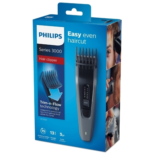 Машинка для стрижки Philips HC3520/15 Series 3000