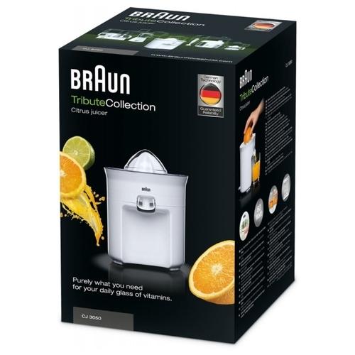 Соковыжималка Braun CJ3050