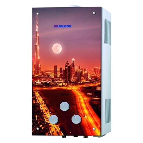 Проточный газовый водонагреватель Edisson Spark S 20 G (Мегаполис)