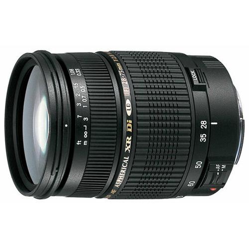 Объектив Tamron SP AF 28-75mm f/2.8 XR Di LD Aspherical (IF) (A09E) Canon EF