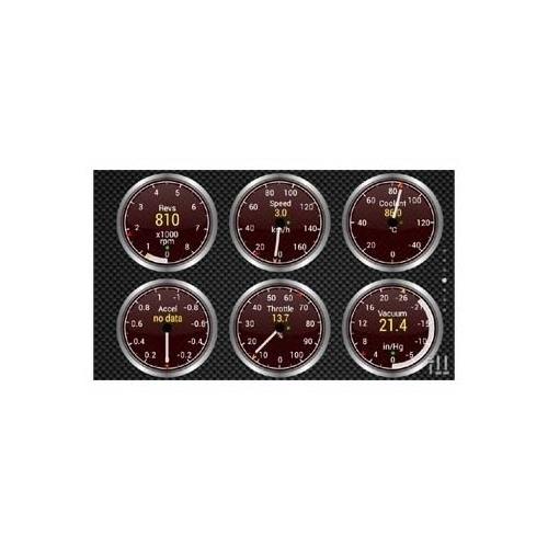 Автомагнитола CARMEDIA KDO-7206