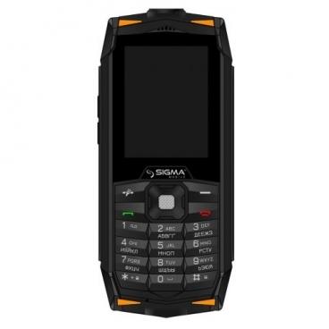 Телефон Sigma mobile X-treme DR68