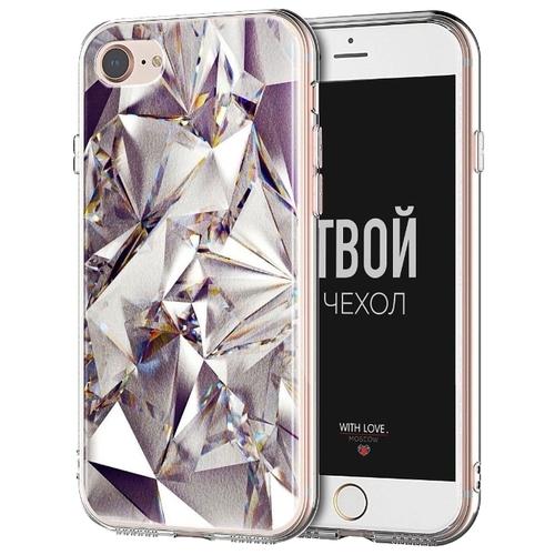 Чехол With Love. Moscow W002500APP для Apple iPhone 7/iPhone 8