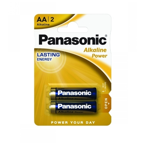 Батарейка Panasonic Alkaline Power AA/LR6