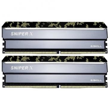 Оперативная память 16 ГБ 2 шт. G.SKILL F4-2400C17D-32GSXK