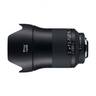 Объектив Zeiss Milvus 1.4/25mm ZF.2