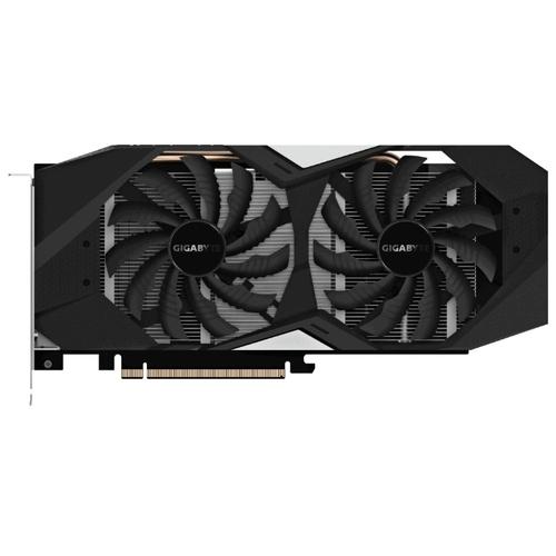Видеокарта GIGABYTE GeForce RTX 2060 1770MHz PCI-E 3.0 6144MB 14000MHz 192 bit HDMI HDCP WINDFORCE OC (rev. 2.0)