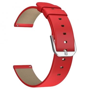 Lyambda Универсальный кожаный ремешок Mintaka для часов 20 mm