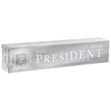 Зубная паста PresiDENT White