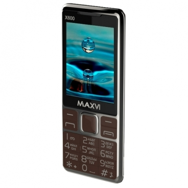 Телефон MAXVI X600