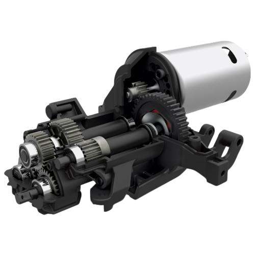Внедорожник Traxxas TRX-4 Sport (TRA82024-4) 1:10 55.7 см