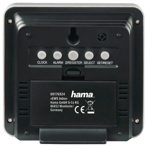 Метеостанция HAMA EWS Intro