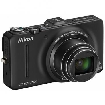 Фотоаппарат Nikon Coolpix S9300